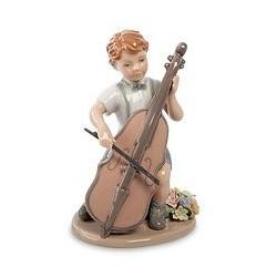 """Фигурка """"Мальчик с виолончелью"""""""