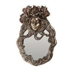 """Зеркало """"Цветок мака"""""""