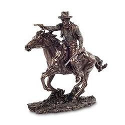 "Статуэтка ""Ковбой на коне"""
