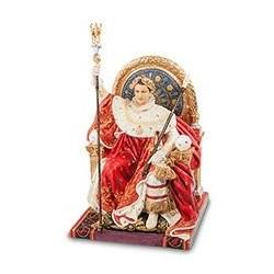 """Статуэтка """"Наполеон на императорском троне"""" (Жан Огюст Доминик Энгр)"""