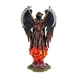 """Статуэтка """"Ангел смерти в огне"""""""