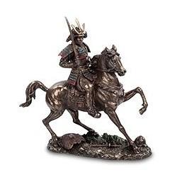 "Статуэтка ""Самурай на коне"""