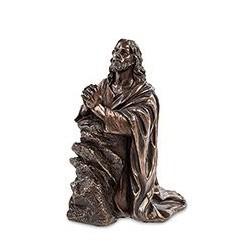 """Статуэтка """"Молитва Иисуса в Гефсиманском саду """""""