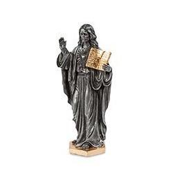 """Статуэтка """"Иисус с Ветхим Заветом"""""""
