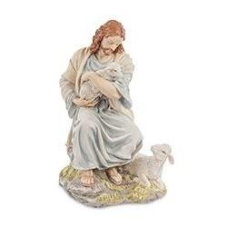 """Статуэтка """"Иисус с ягненком"""""""