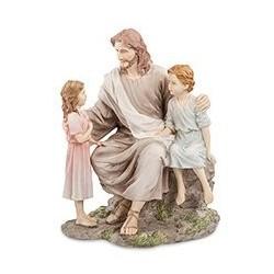 """Статуэтка """"Проповедь Иисуса"""""""