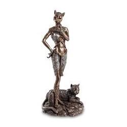 """Статуэтка """"Баст - богиня любви, красоты и домашнего очага"""""""