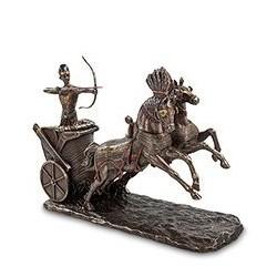 """Статуэтка """"Рамзес II на колеснице"""""""