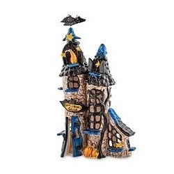 """Подсвечник """"Замок графа Батулы"""""""