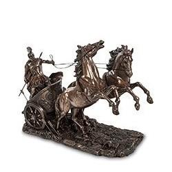 """Композиция """"Ахиллес на колеснице"""""""