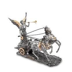 "Статуэтка ""Богиня Ника на колеснице"""