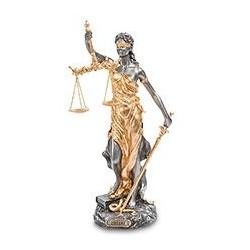 """Статуэтка """"Фемида - богиня правосудия"""""""