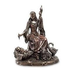"""Статуэтка """"Фригг - богиня любви, брака, домашнего очага и деторождения"""""""
