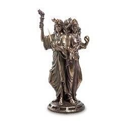 """Статуэтка """"Геката - богиня волшебства и всего таинственного"""""""