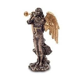 "Статуэтка ""Ангел, играющий на трубе"""