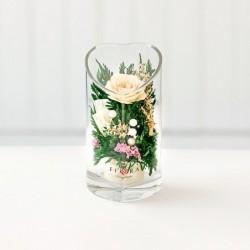 Мини и оригинальные в вазе формы малого сердца