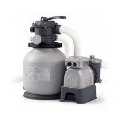 Песочный фильтр-насос  Intex 7,9м3/ч, песка 23кг ( 28646)