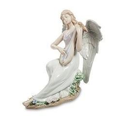 "Статуэтка ангел ""Волшебная Домра"""