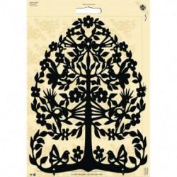 Инсталляция  Дерево 700х540х22
