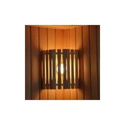 Абажур угловой деревянный АУ1-Д