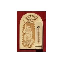 Панно – термометр «Держи градус» (160 гр.)