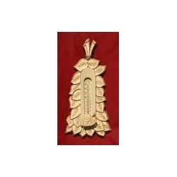 Панно – термометр «Веник» ( 160 гр.)
