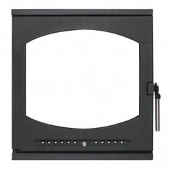 Дверь печная ЛИОН ДП440-1Б