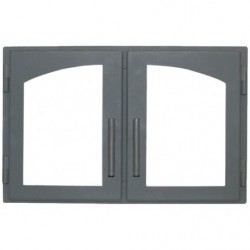 Дверка печная ДВ544-2А