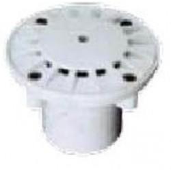 Форсунка возврата донная пласт регулируемая рассеивающая  12м3/ч, Д.50, плитка (PADF2825C)
