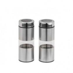 Набор для кондитерских специй ЛАЗУРИТ сталь+акрил 12.5 см.