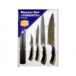Toronto Набор из 4 ножей+магнит