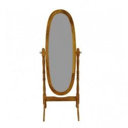 Зеркало напольное дерево дуб (наличие по звонку)