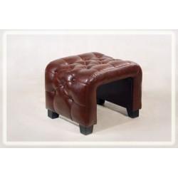 Банкетка ПК9 малая,коричневый глянец