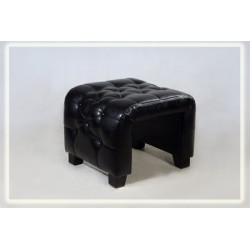 Банкетка ПК6 малая,черный глянец