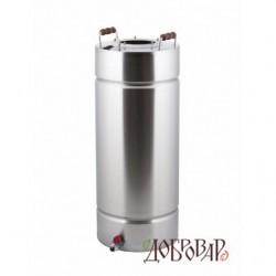 Бак универсальный 35 л с горловиной 12 см под 5 шпилек (без крышки)