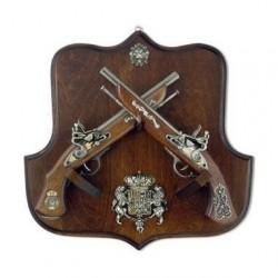 Трофей с пистолями