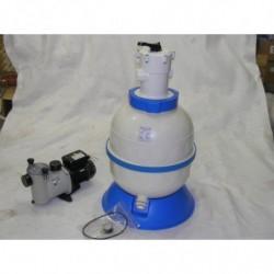 Фильтровальная установка Kripsol Granada верх. подсоед. GTN406-33 (400 мм, 6 куб.м/ч, NK33.B)