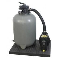 Фильтровальная установка SUMMER FUN Д.400мм, 6.0м3/ч, 0.6кВт, 220В, арт. SF142