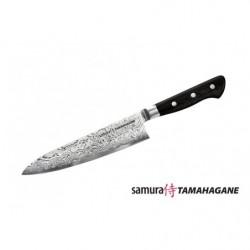 Нож кухонный стальной Шеф Samura Tamahagane ST-0085