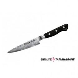 Нож кухонный стальной универсальный Samura Tamahagane ST-0021