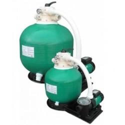 Фильтровальная установка POOLKING Д.350мм, 5.0м3/ч, 0.25кВт (EBW350)