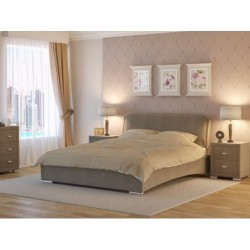 Кровать Nuvola-4 (1 подушка) размер: 160х200 см