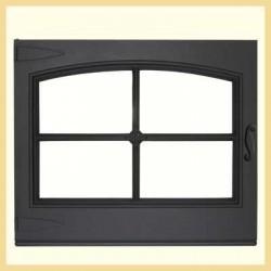 """Дверь каминная """"Нормандия классик"""" (ДК650-1А)"""