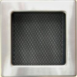 РСК Решетка вентиляционная,сталь 17*17 см