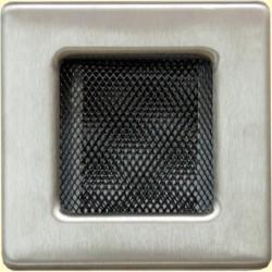 РСК Решетка вентиляционная,сталь 11*11 см