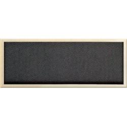 Решетка вентиляционная латунь 50х20 DM-55