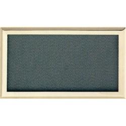 Решетка вентиляционная латунь 35х20 DM-35