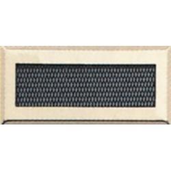 Решетка вентиляционная латунь 18*7 DM18-7
