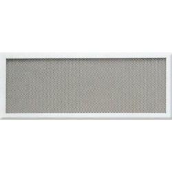 Решетка вентиляционная белая 50х20 DL-55
