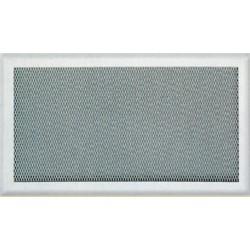 Решетка вентиляционная белая 35х20 DL-35